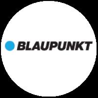 Logo for supplier Blaupunkt